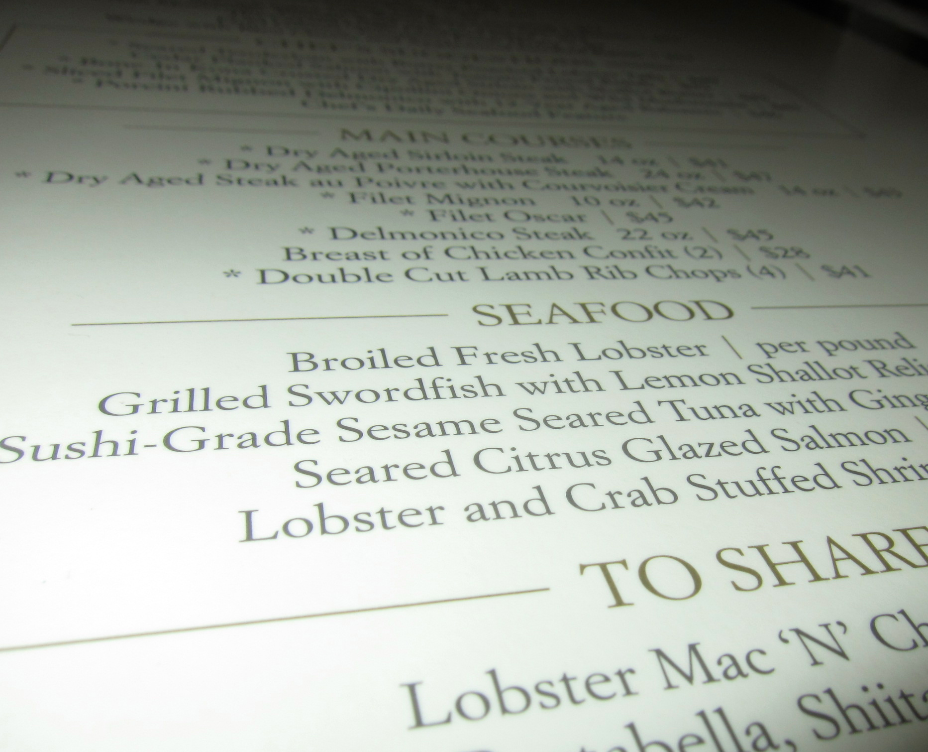REVIEW: CAPITAL GRILLE | Feed The Monster
