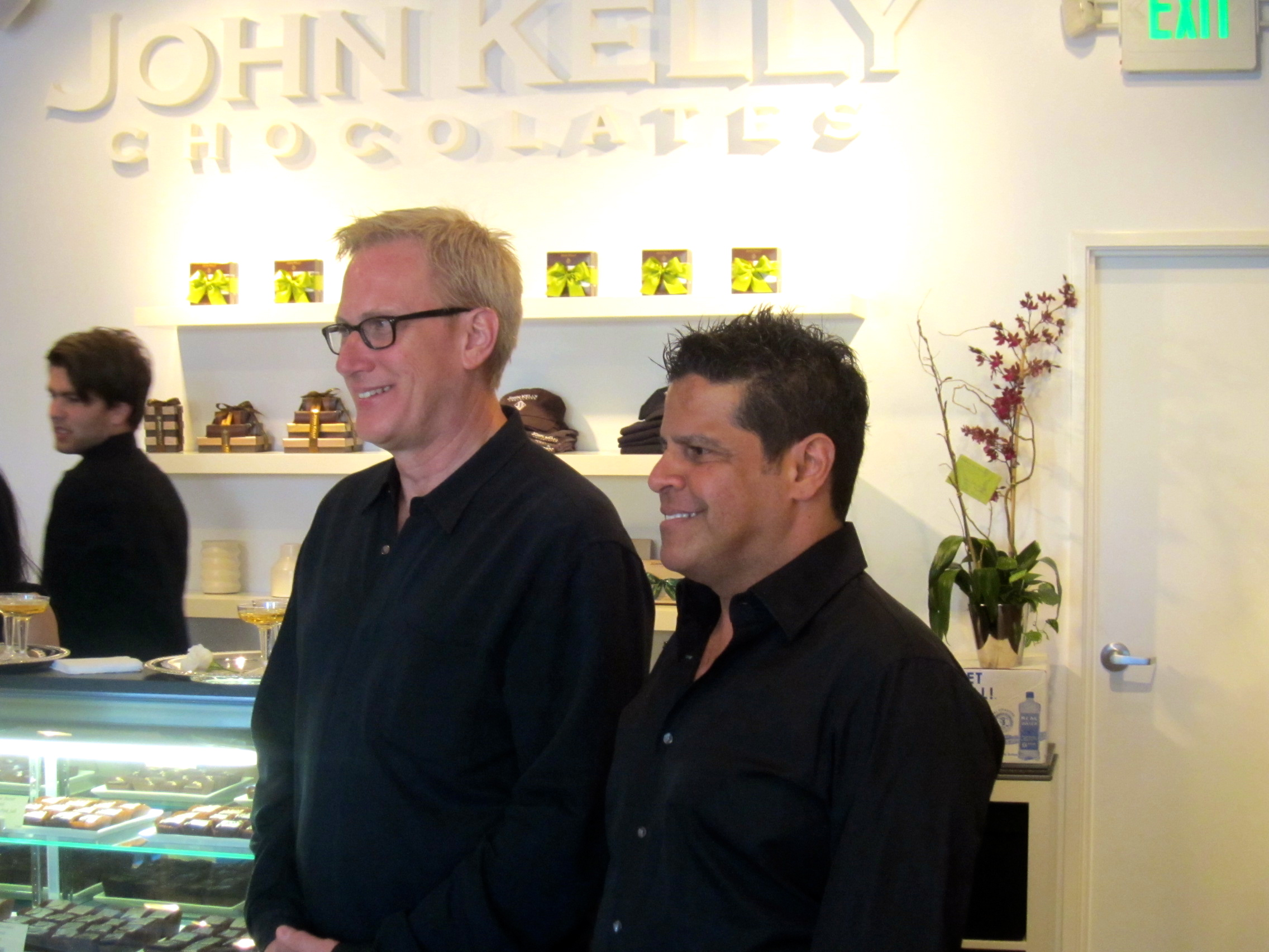 JOHN KELLY CHOCOLATES | Feed The Monster