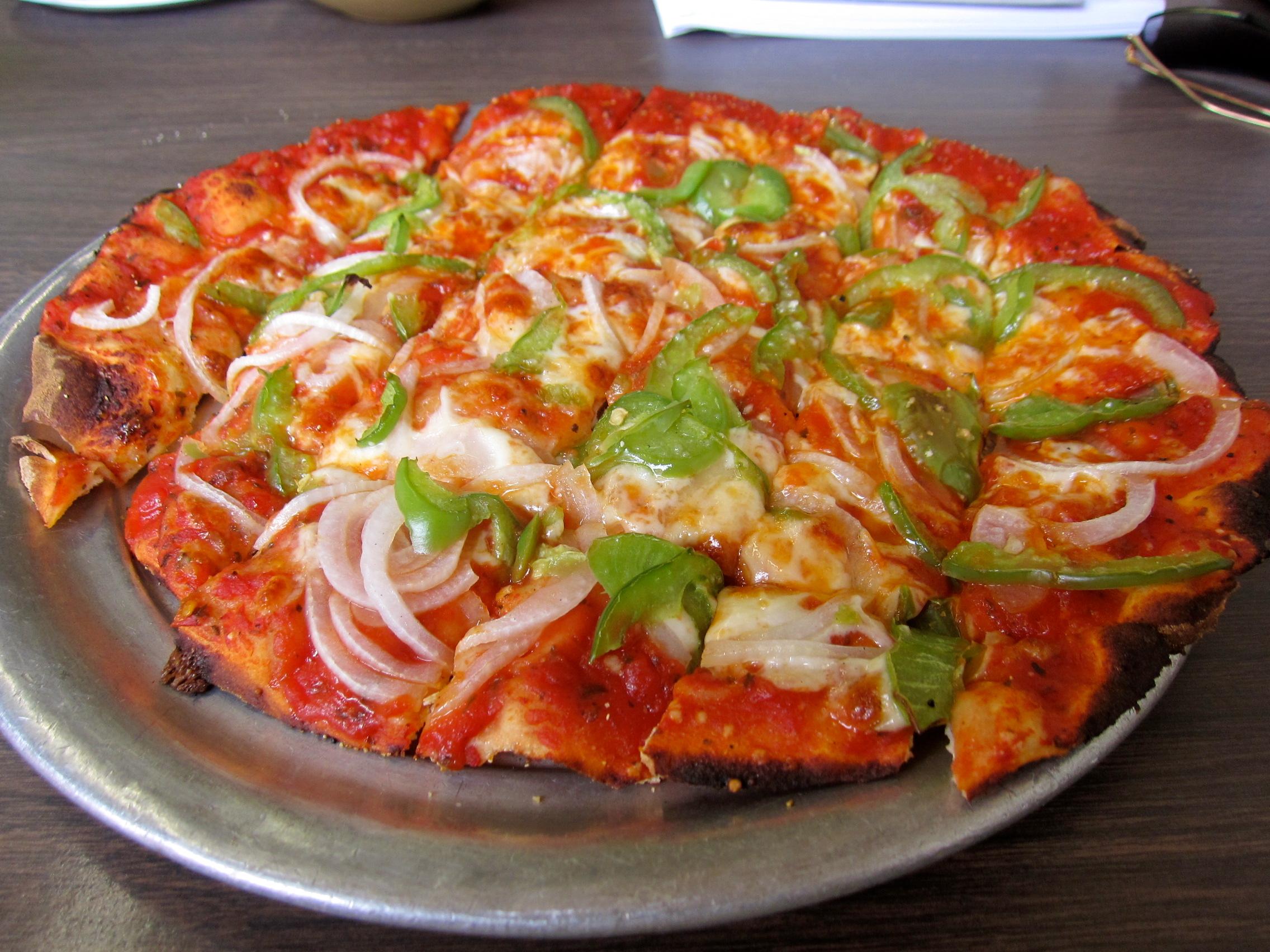 REVIEW RUBINO S PIZZA