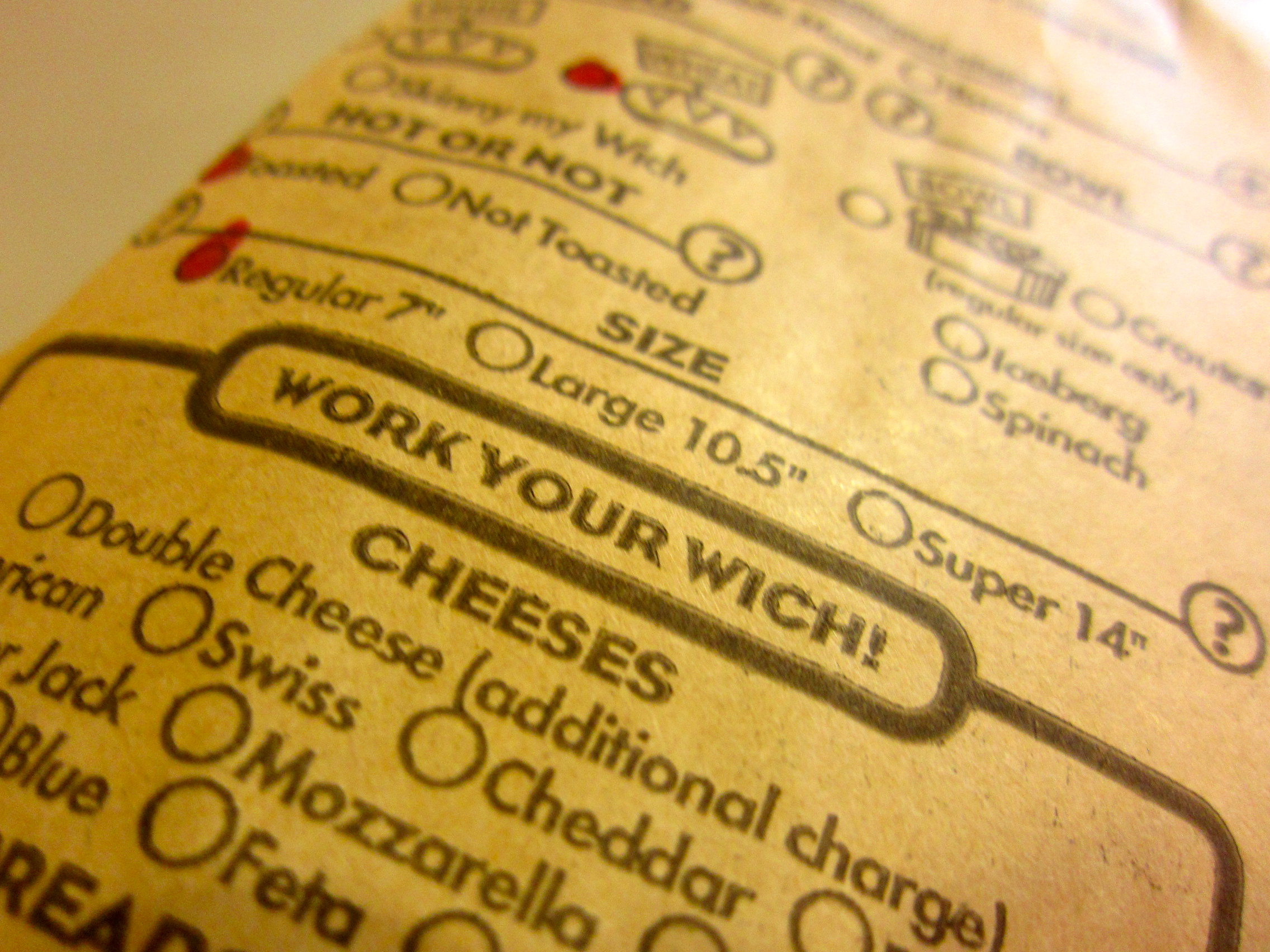 review which wich feed the monster