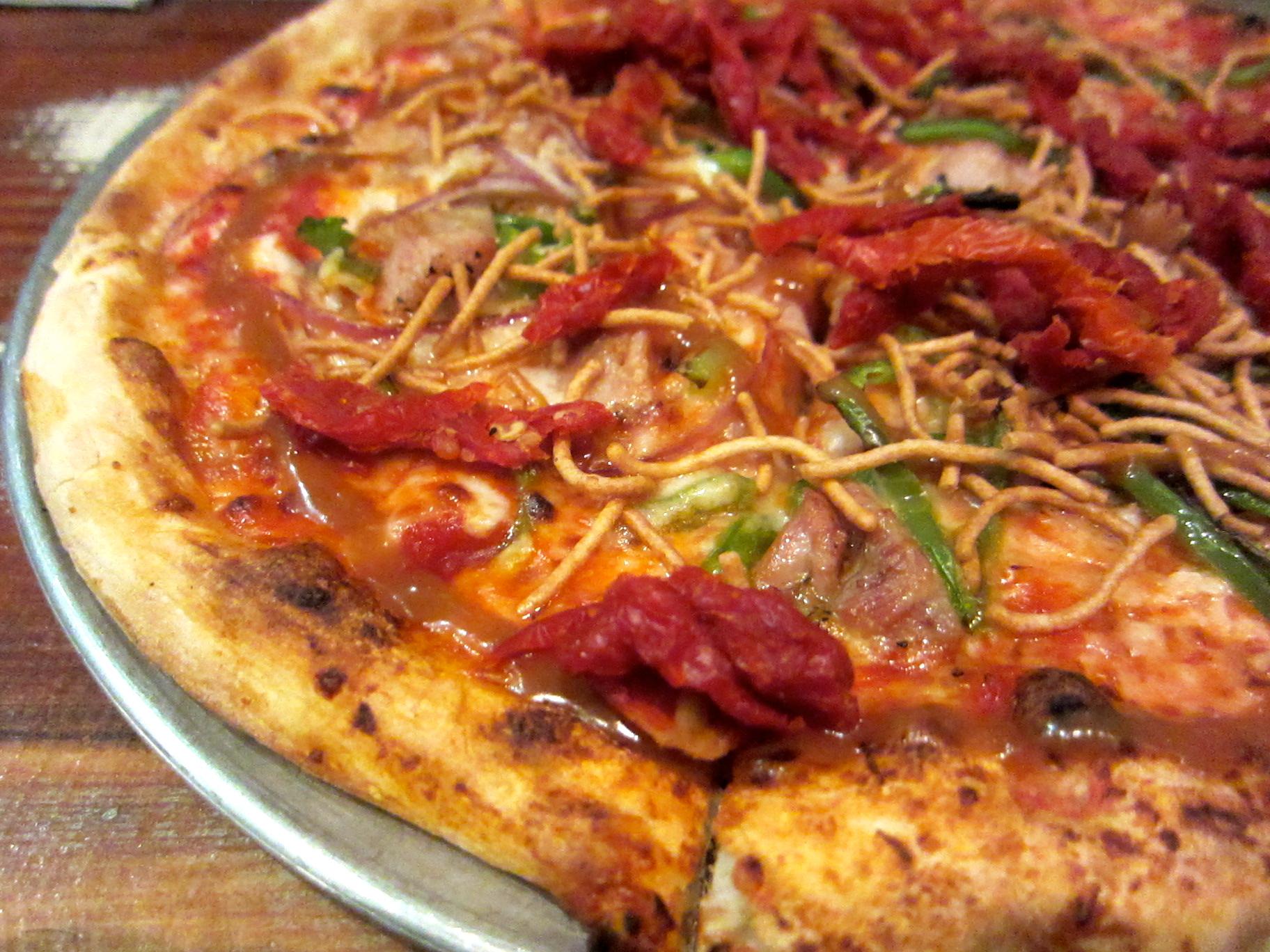 HAIKU REVIEW LUCIFER S PIZZA