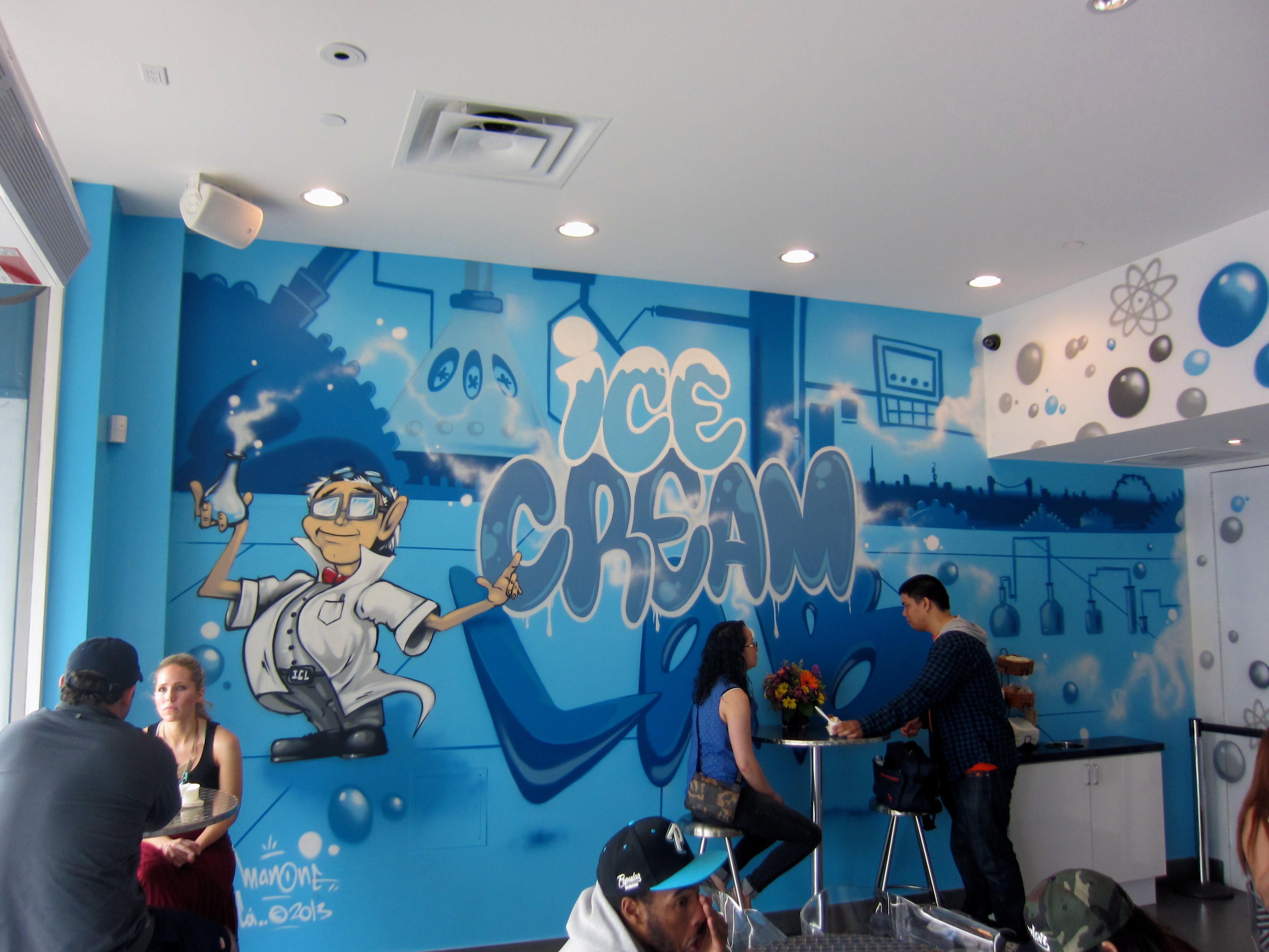 HAIKU REVIEW: ICE CREAM LAB | Feed The Monster