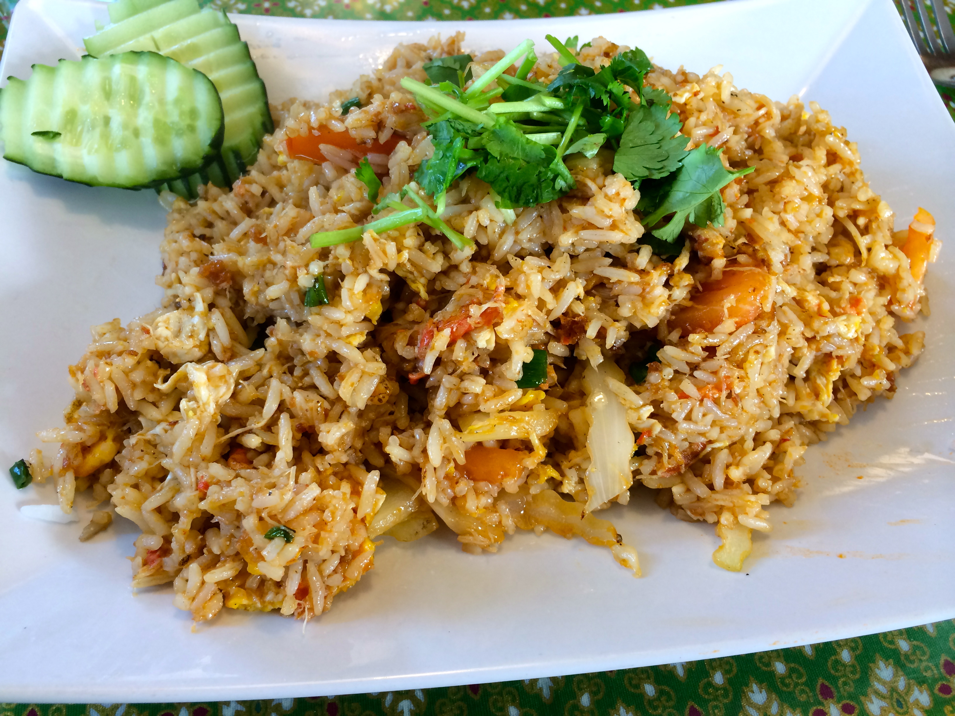 review pan kam thai feed the monster